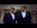 Dean Martin and John Wayne Sing Everybody Loves Somebody Sometime