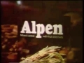 ALPEN CEREAL COMMERCIAL with MELISSA SUE ANDERSON