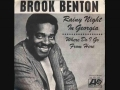 Brook Benton Rainy Night In Georgia 1970