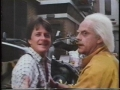 NBC Shows BACK TO THE FUTURE with Extras  1989  part 1 of 3