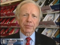 Senator Lieberman on the Economic Recovery