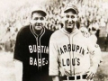 Ruth-Gehrig 1927 Barnstorming Tour