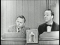 Mickey Rooney on Whats My Line