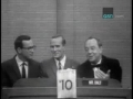 Smothers Brothers on Whats My Line