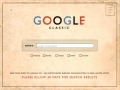 Google Old School