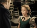 Shirley Temple Gives Waltz Lessons
