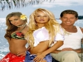 Carmen  Pamela  and THE HOFF