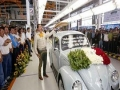 Last VW Beetle Rolls Off Assembly Line