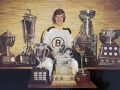 Bobby Orr Trophy Collection