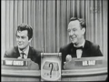 Tony Curtis on Whats My Line