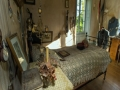 Bedroom of WWI Soldier Unchanged Since 1918