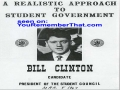 Bill Clinton Was Always A Politican