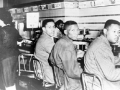 Lunch Counter Sit In 1960