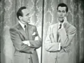 Johnny Carson giving Jack Benny Advice