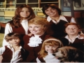 Partridge Family Cast Photo 1970
