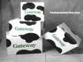 Gateway Computer Cow Box