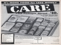 Ad Promoting C.A.R.E. Packages 1948