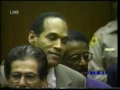 The O J Simpson Trial Verdict October 3 1995