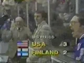 USA-Finland Gold Medal Game 1980