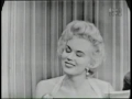 Eva Gabor On Whats My Line