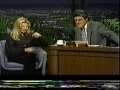 Taylor Dayne Interview on Tonight Show