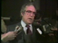 CBS Evening News on Clevelands Default  1978