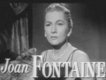 Joan Fontaine Passes At Age 96