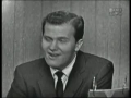 Pat Boone on Whats My Line
