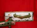 Remco Toys Monkey Division Whirlybird 1964